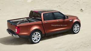 land rover discovery pickup land rover discovery pick up et si il ressemblait à ça