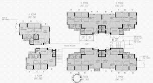 floor plans for compassvale crescent hdb details srx property