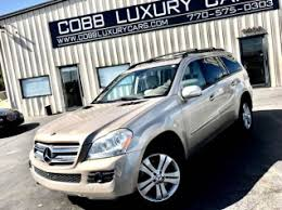 used mercedes gl class used mercedes gl class for sale in atlanta ga 90 used gl