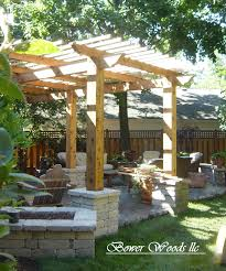 Custom Pergola Plans by Pergola Plans For Front Of House Home Design And Style