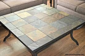 30 best ideas of round slate top coffee tables coffee table ideas