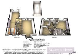 Walton House Floor Plan by Luckett Close Hagley Stourbridge Dy9 3 Bed Detached House