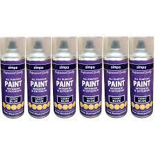 Interior Car Spray Paint Candy Gloss Simpa Professional Diy Car Van Anti Spray Paint