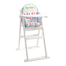 Swedish Wooden High Chair High Chairs U0026 Boosters Baby High Chairs John Lewis