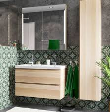 gabinete do assoalho do banheiro de ikea mundo da informação