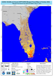 Fema Flood Map Search Noaa Satellites And Aircraft Monitor Catastrophic Floods From