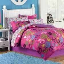 Girls Peace Sign Bedding by The 36 Best Images About Peace Sign Bedding On Pinterest Bed