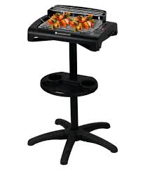 Outdoor Electric Grill Wonderchef Smoky Grill Electric Barbeque Price In India Buy