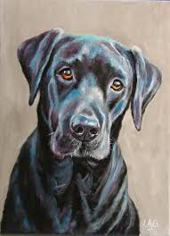 35 best dog painting images on pinterest