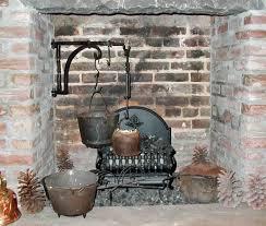 fireplace crane tramel gentile forge