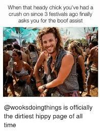 Hippie Woman Meme - 25 best memes about hippy hippy memes