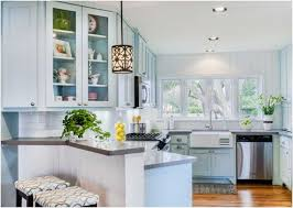 cuisine style anglais cottage cuisine style anglais cottage cagne chic peinture bleue