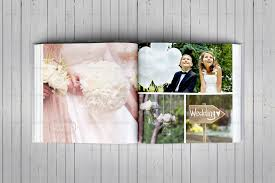 wedding photo album square wedding photo album template by dogmadesign