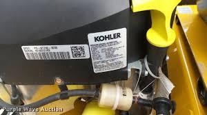 2015 hustler raptor flip up 933614 ztr lawn mower item ar9
