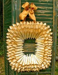 book page christmas ornaments diy rolled paper wreath with golden