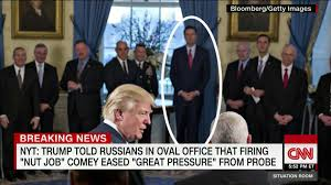 trump drapes comey tried to hide from trump it failed cnn video