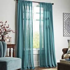 Navy Blue Sheer Curtains Curtain Navy Blue Sheer Curtains Panel Length