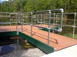 Banister Fittings Handrail Fittings Boat Dock Hardware American Muscle Docks