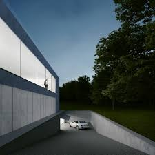 Modern Mansion Modern Mansion Near London England E Architect