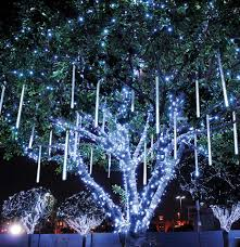 how to put lights on a tree outdoors illuminate your backyard and garden with outdoor tree lights