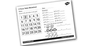 2 x tables worksheet free worksheets 2 times tables free math worksheets for