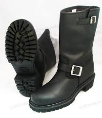biker style boots boots