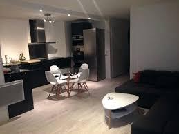 deco salon cuisine ouverte cuisine ouverte sur salon 30m2 deco salon cuisine cuisine synonym