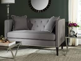 Settees Furniture Fox6207a Loveseats Settees Furniture By Safavieh