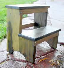 diy pallet step stool outdoor bench 101 pallets