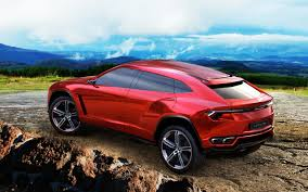 2017 jeep prototype lamborghini urus suv concept leaks out before beijing unveil