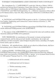 construction agreement for building