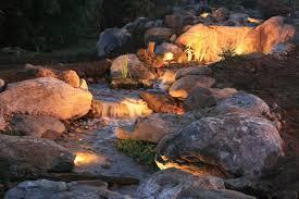 aquascape landscape led pond lighting gadsden guntersville rainbow