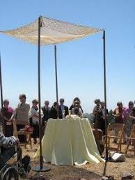 how to build a chuppah modern chuppah from reclaimed wood wedding chuppahs