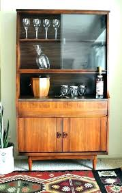 Glass Bar Cabinet Designs Liquor Cabinet Modern Mid Century Modern Bar Cabinet Ideas Modern