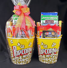 popcorn baskets 14 best photos of popcorn gift basket ideas gift