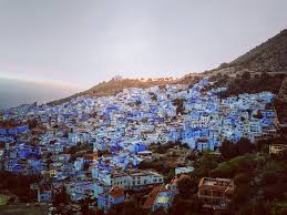 The Blue City Morocco by Fes The Blue City And A Farewell To Morocco Souvenirs Madison