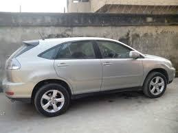 2005 lexus rx330 interior tokunbo 2005 lexus rx330 for n2 5m only autos nigeria