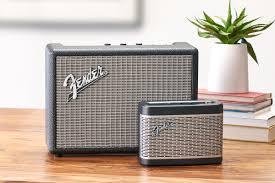 fender s new bluetooth speakers look just like mini guitar amps fender s new bluetooth speakers look just like mini guitar amps