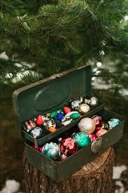 christmas tree farm wedding inspiration with tradition ruffled