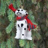 the dalmatian shop dalmatian cards and ornaments
