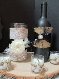 Wedding Table Decorations Ideas 31 Wedding Centerpieces And Table Settings In Rustic Style