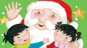 topsy and tim meet father christmas story time for children