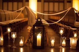 Wedding Aisle Lanterns Ikea Candles Goin Chapel Diy Wedding U2022 19664