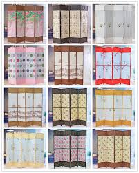 printing canvas partition folding room divider china canvas room