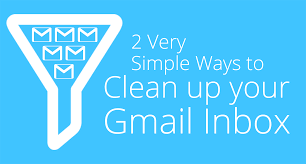G Maps 2 Very Simple Ways To Clean Up Your Gmail Inbox Google Cloud
