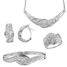ring bracelet necklace images Awesome diamond necklace bracelet set jewellry 39 s website