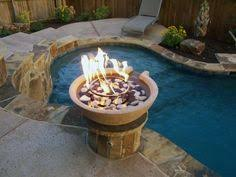 Floating Fire Pit by Floating Fire For The Pool My Perfect Home Pinterest The O