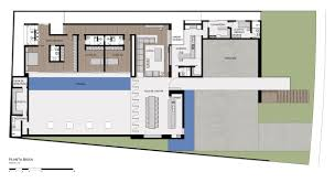 Modern House Floor Plan Modern House Plans Contemporary Home Designs Floor Plan 08