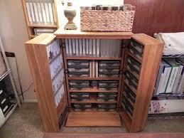 Vhs Storage Cabinet Amazing Cart Cart Sauder Select Sewing Craft Cart Sauder To