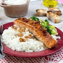 cuisine pav de saumon recette pavé de saumon laqué à la bière facile rapide
